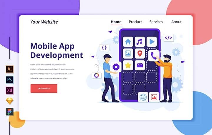 develop mobile apps games